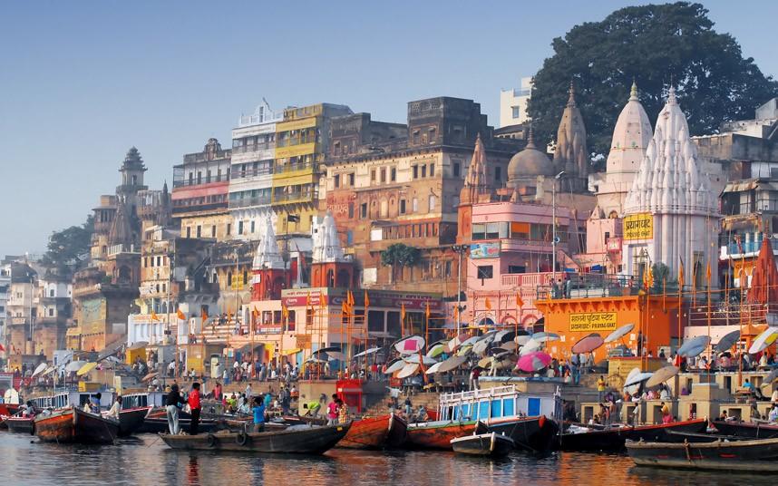 Varanasi, Ινδία