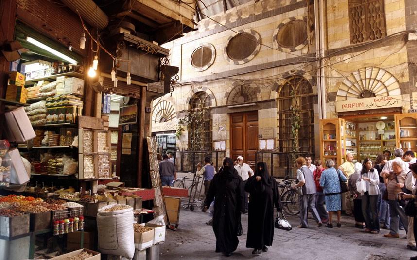 Δαμασκός, Συρία