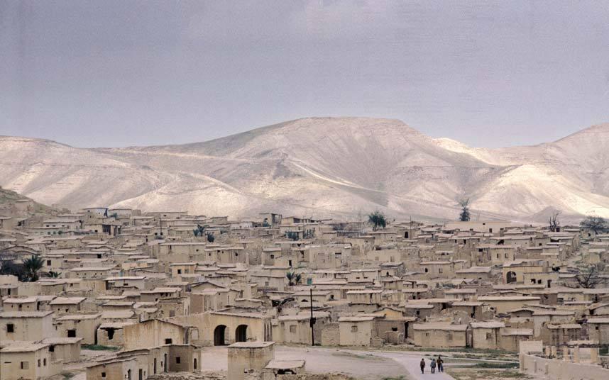 Ιεριχώ, Παλαιστινιακά εδάφη