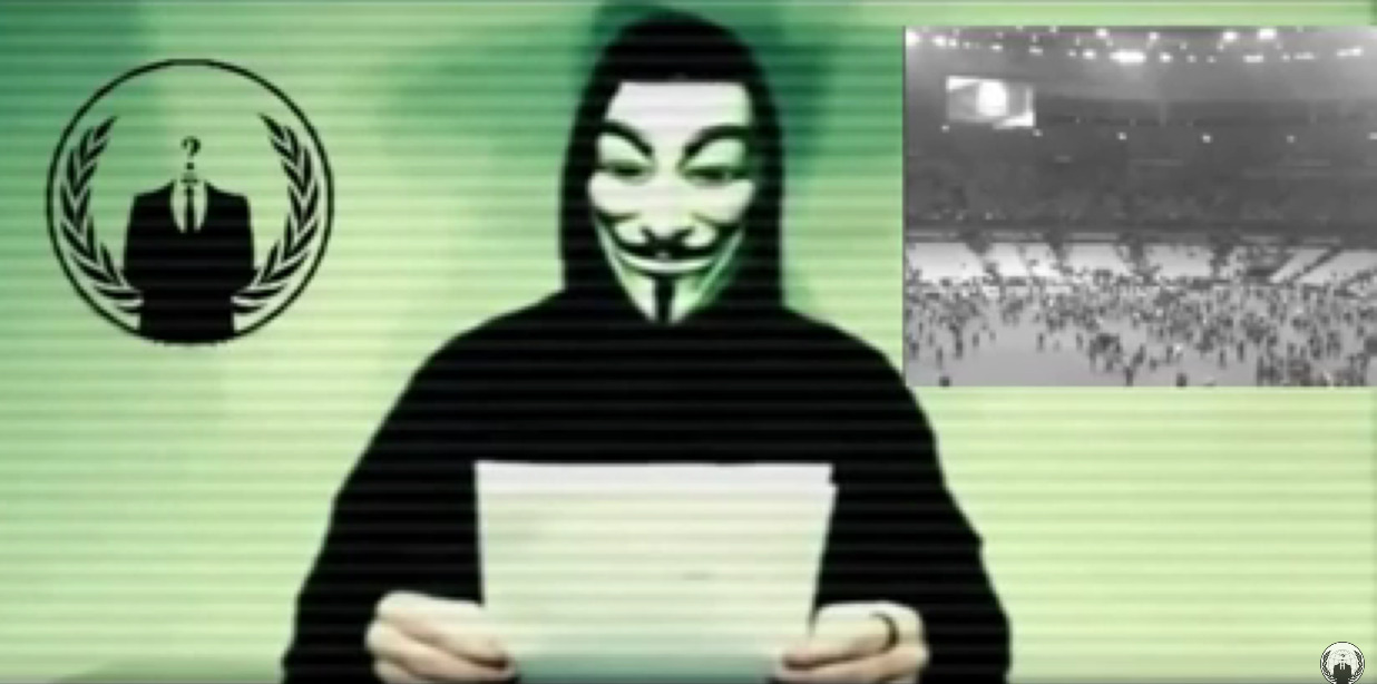 Anonymous: ISIS θα σας κυνηγήσουμε