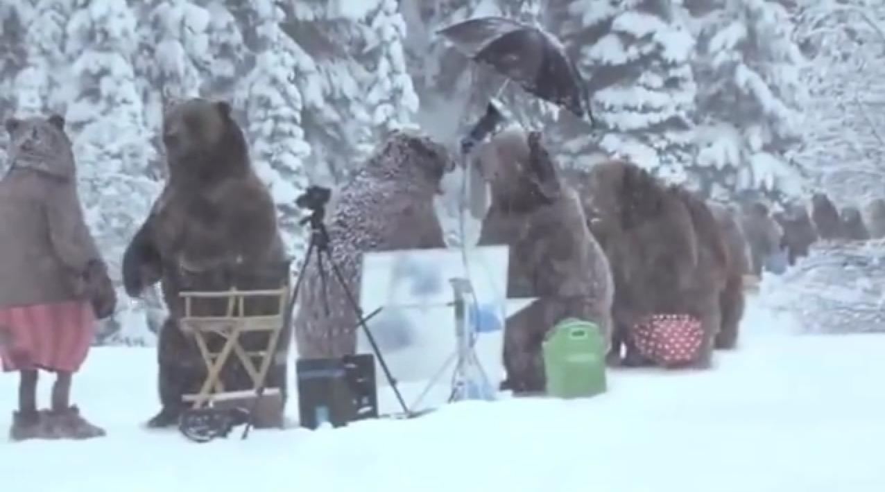Απίστευτη Ρώσικη διαφήμιση για ένα πλυντήριο ρούχων