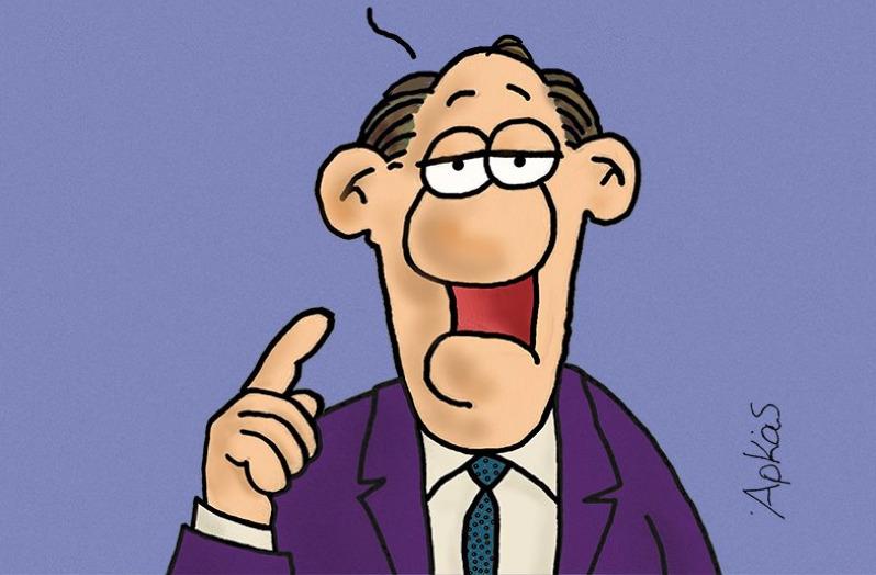 Ποια είναι η διαφορά ανάμεσα στα αστεία και στους συνταξιούχους;