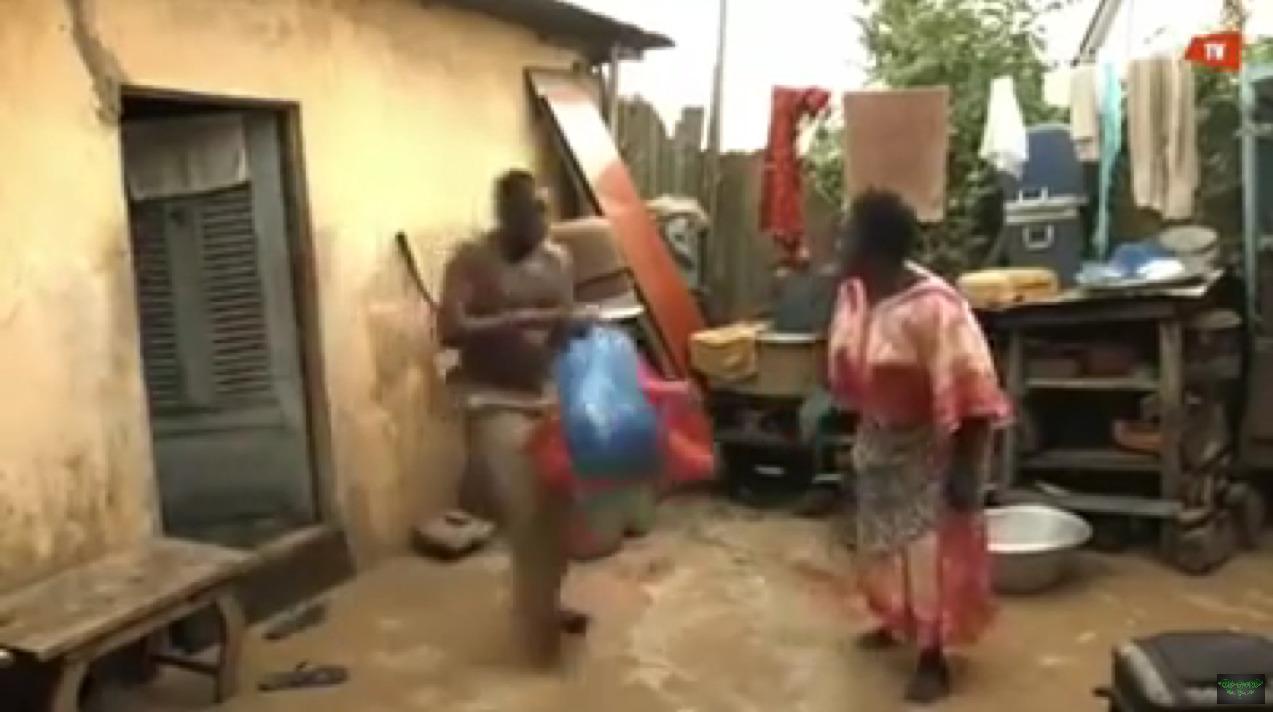 Ο αγανακτισμένος σύζυγος και ο γείτονας