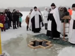 Θεοφάνεια στη Ρωσία