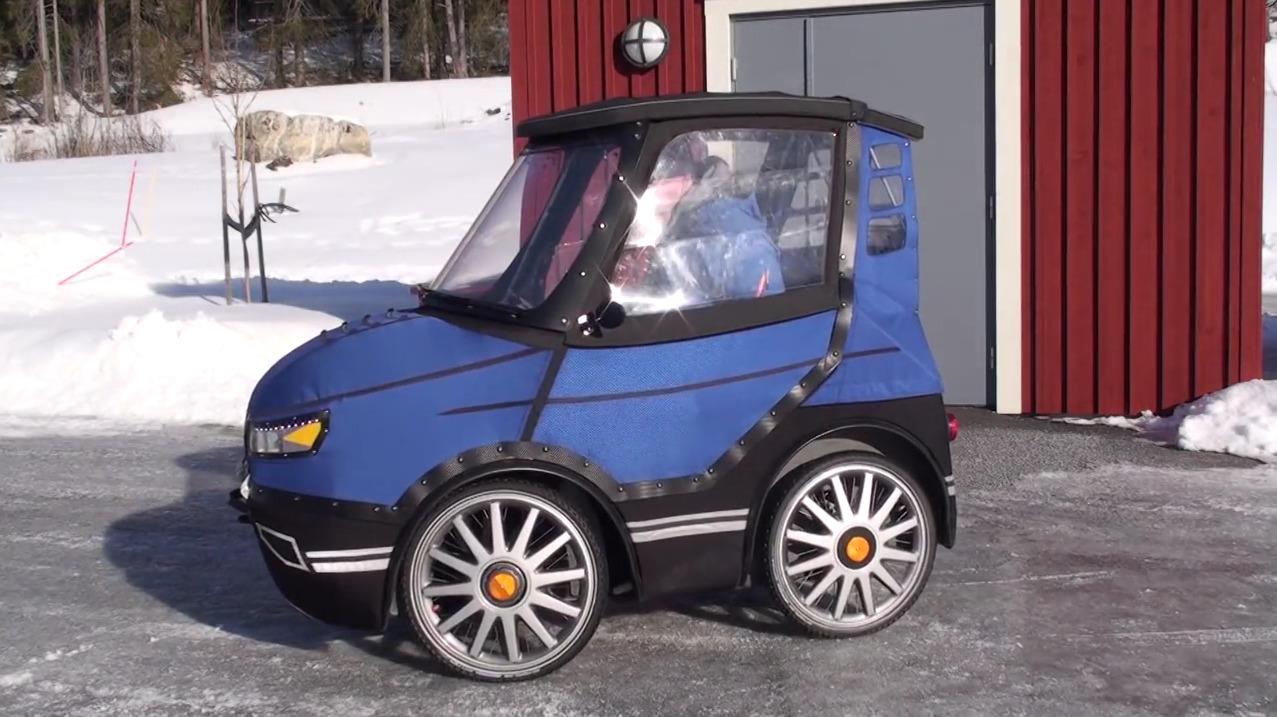 PodRide, αυτοκίνητο ή ποδήλατο;