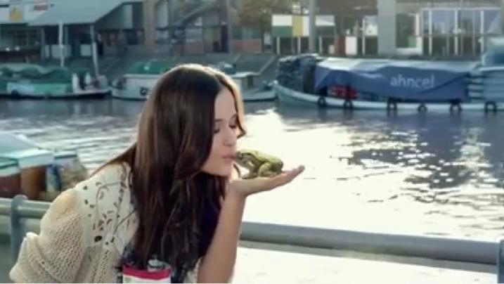 Ο πρίγκηπας και ο βάτραχος