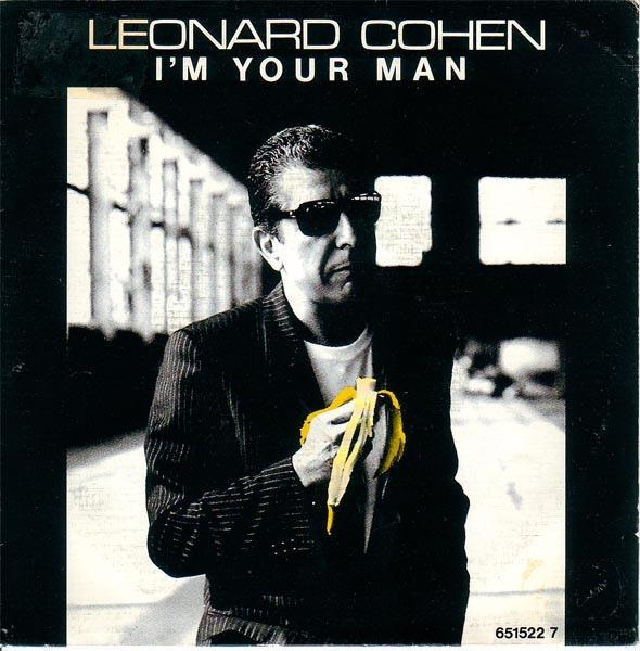 I'm Your Man (Leonard Cohen)
