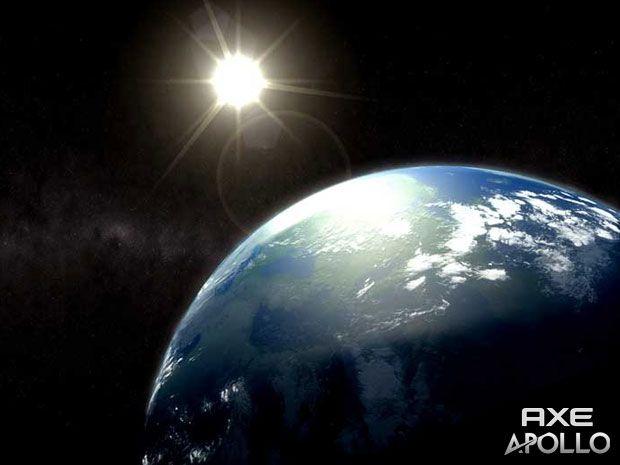 Πόσο μικρή είναι η γη και ο γαλαξίας μας