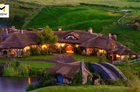 Χόμπιτον, το χωριό των χόμπιτ