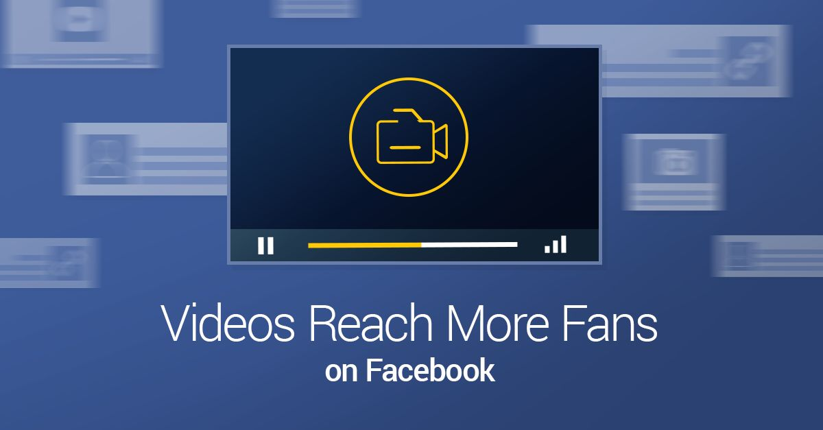 Facebook, αλλαγές στα video