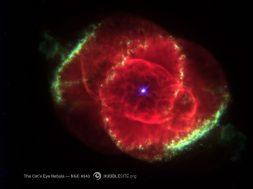The Cat's Eye Nebula (NGC 6543)