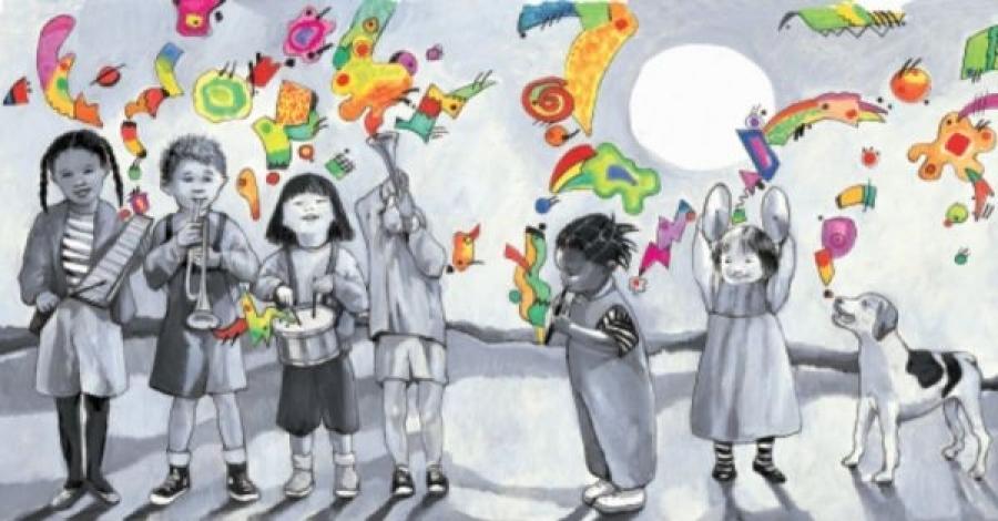 Χαλίλ Γκιμπράν – Για τα παιδιά
