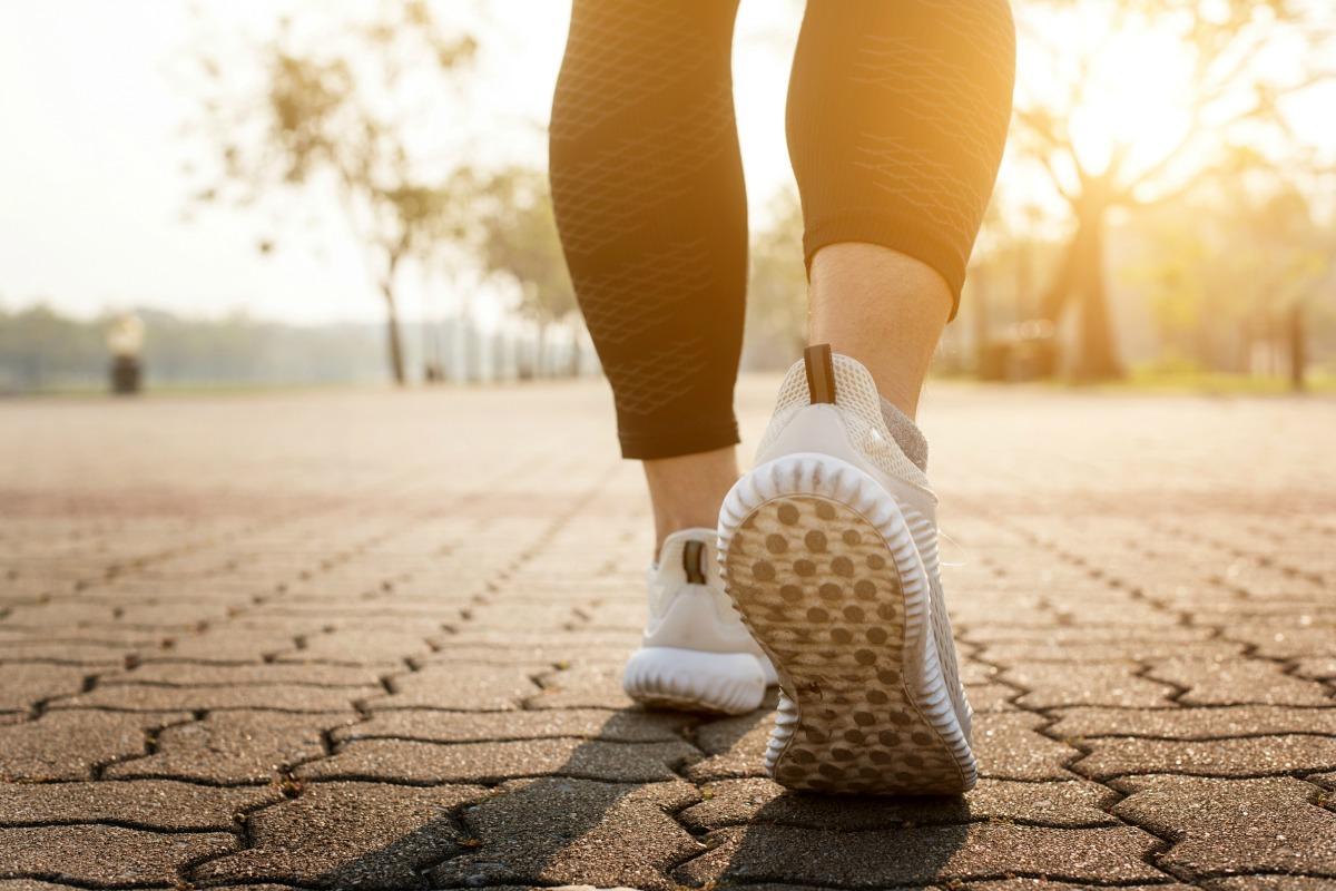 10 λόγοι για περπάτημα