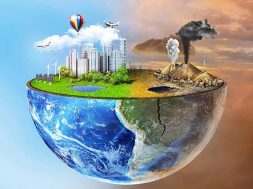 planet earth pollution