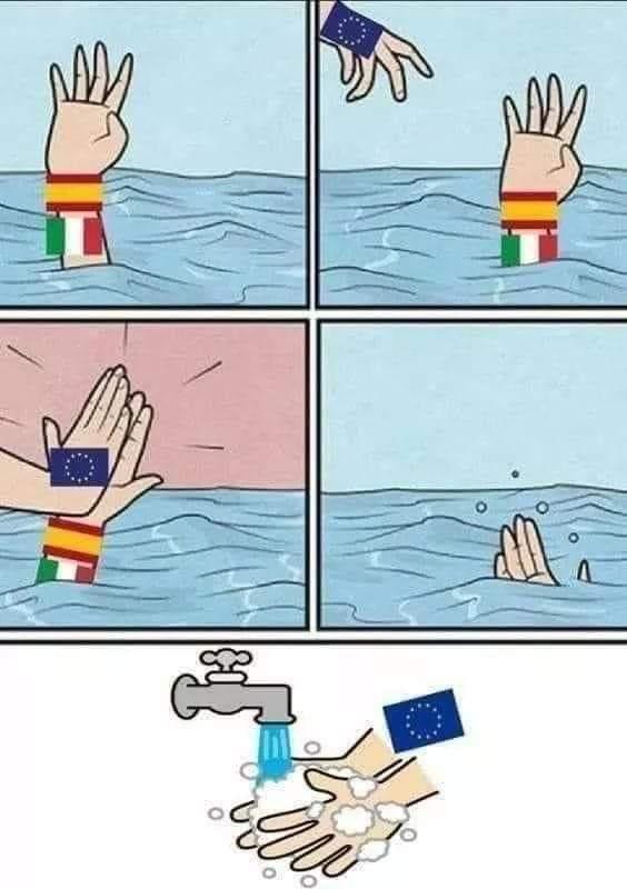 Ευρώπη, κορωνοϊός και ομόλογο