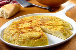 Πατάτες-ομελέτα