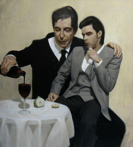 I'm Your Man – Nick Cave (Leonard Cohen)